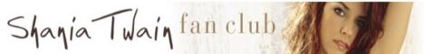 Shania Twain Fan Club
